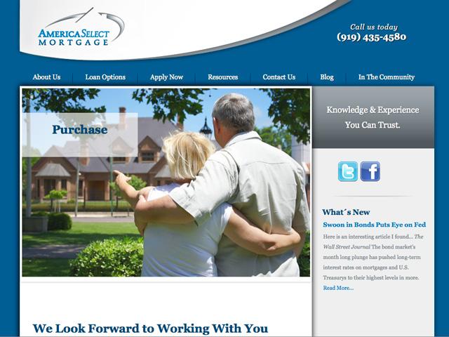 America Select Mortgage