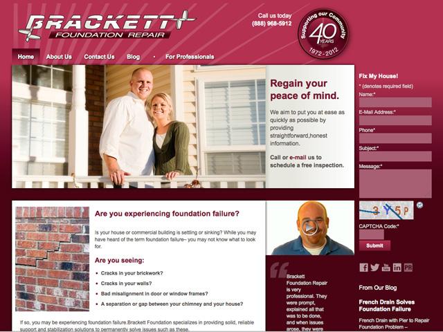 Brackett Foundation Support Systems