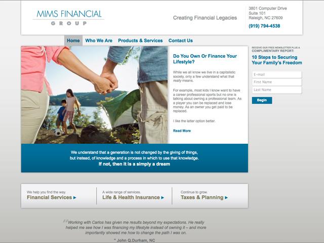 Mims Financial